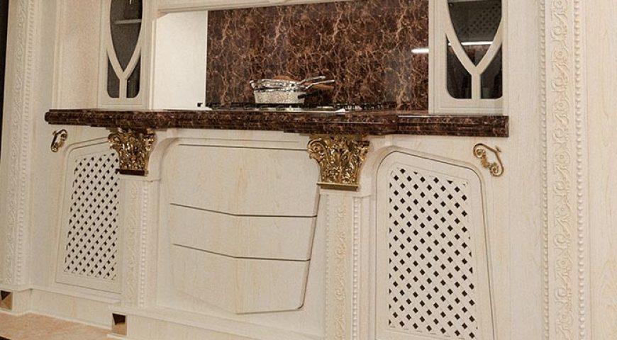 مراقبت ، تمیز کاری و نگهداری کابینت آشپزخانه