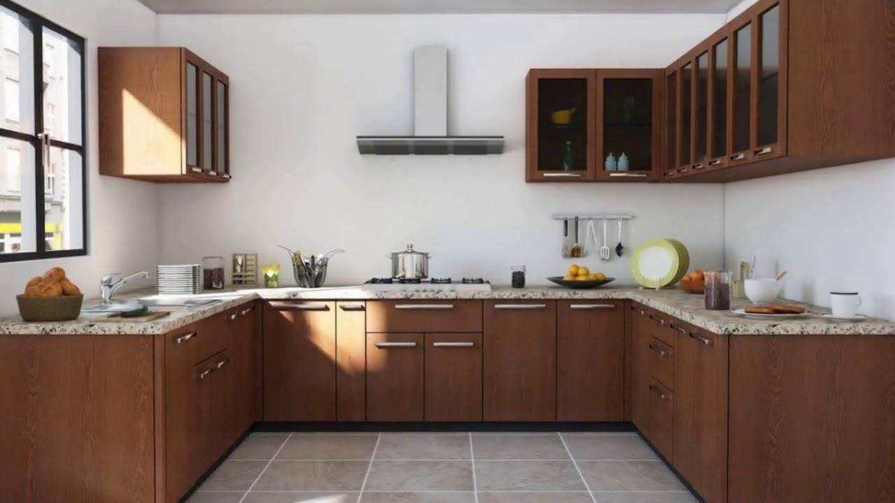 ۸ طرح رنگی برای آشپزخانه به سبک هند!