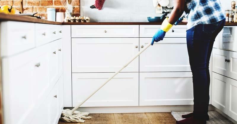 چینش زیبای آشپزخانه و ۶ نکته ساده آن در دوران کرونا – ۱
