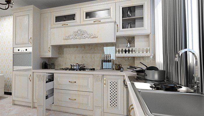 مراقبت ، تمیز کاری و نگهداری کابینت آشپزخانه ممبران