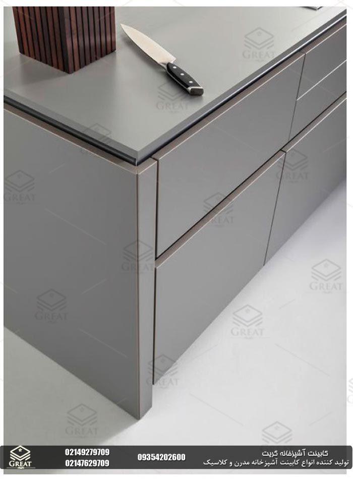 کابینت  آشپزخانه اتریشی پلی مات ایگر