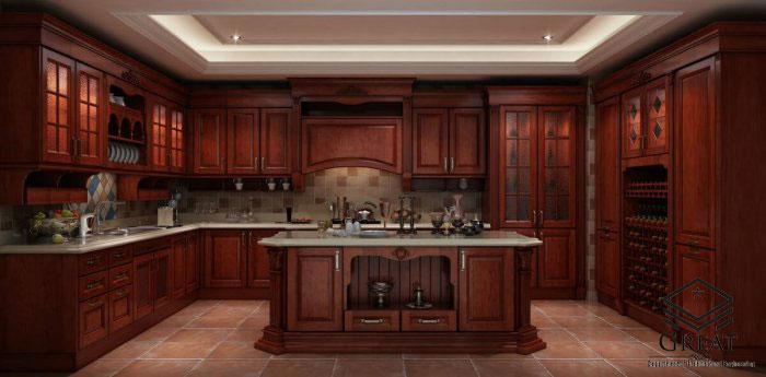 ایده های جدید در کابینت آشپزخانه 5