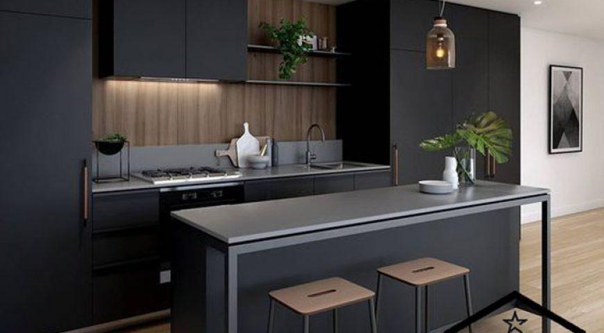 اصول طراحی کابینت آشپزخانه