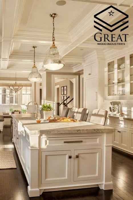 تفاوت آشپزخانه سنتی و مدرن - تصویر دو
