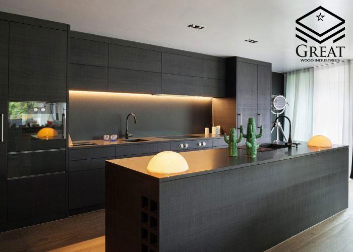 تفاوت آشپزخانه سنتی و مدرن - تصویر سه