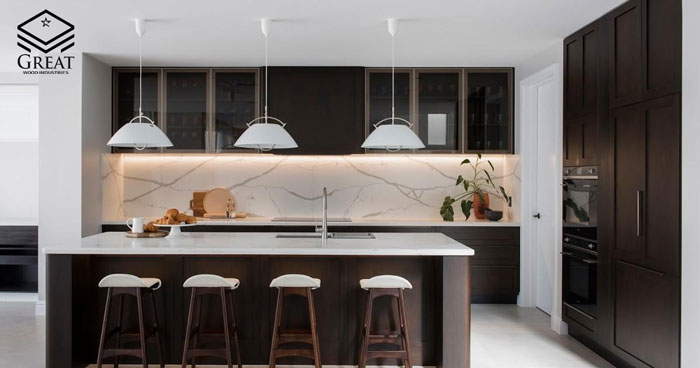 تفاوت آشپزخانه سنتی و مدرن - تصویر چهار