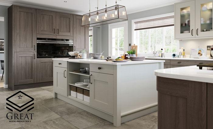 تفاوت آشپزخانه سنتی و مدرن