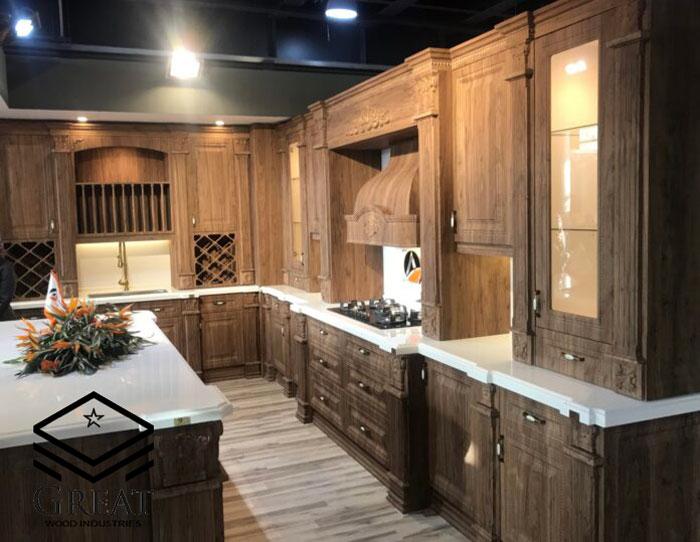 مزایا و معایب کابینت آشپزخانه ممبران - تصویر یک