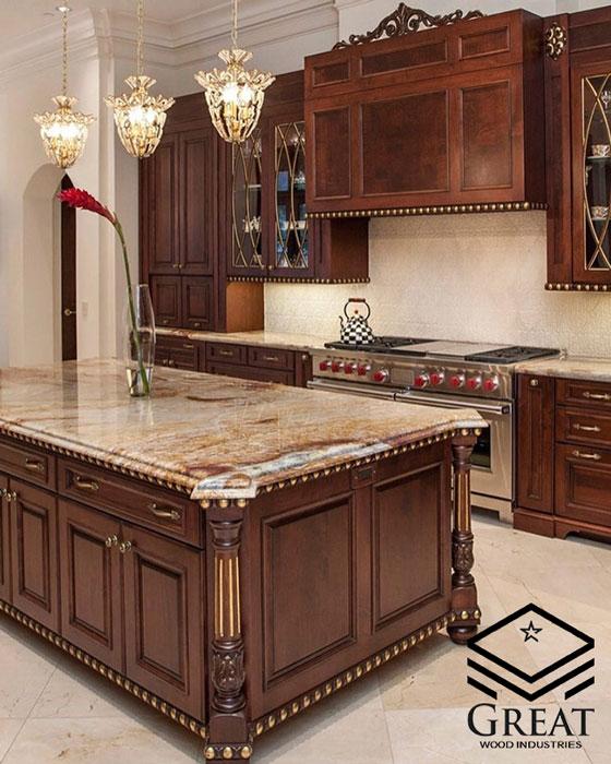 چه کابینتی برای آشپزخانه شما مناسب می باشد؟ - تصویر دو