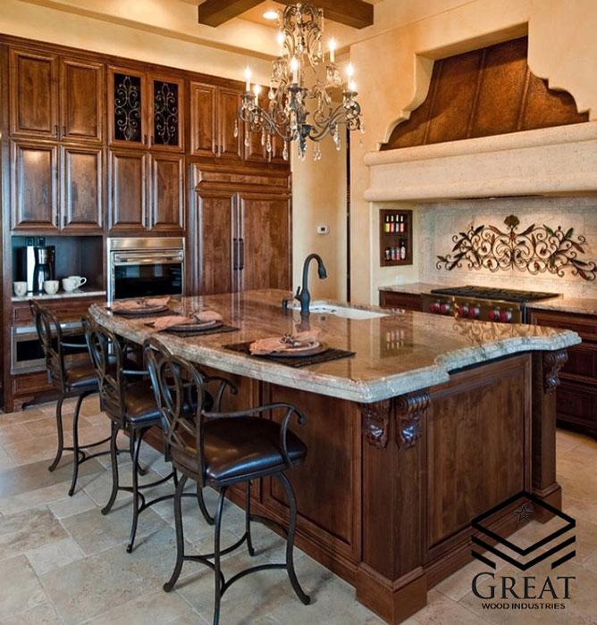 چه کابینتی برای آشپزخانه شما مناسب می باشد؟ - تصویر سه