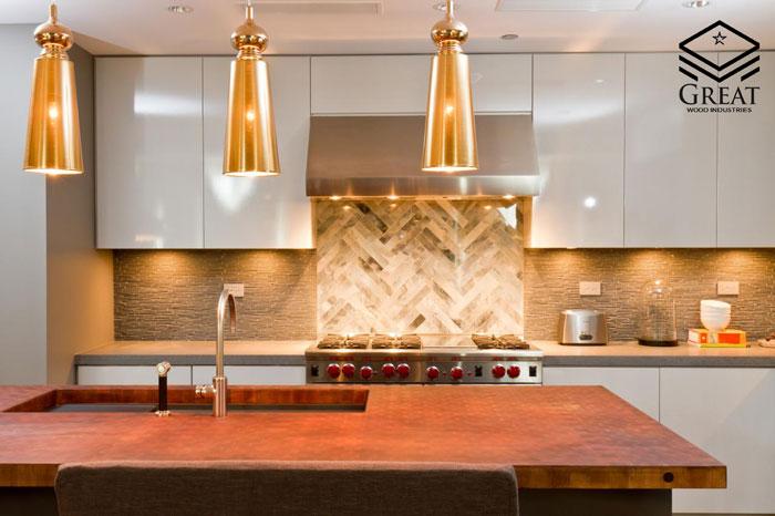 چه کابینتی برای آشپزخانه شما مناسب می باشد؟ ( قسمت دوم )