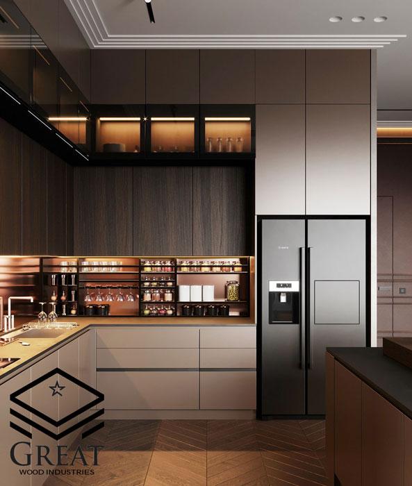 چه کابینتی برای آشپزخانه شما مناسب می باشد؟ ( قسمت دوم ) - تصویر اول