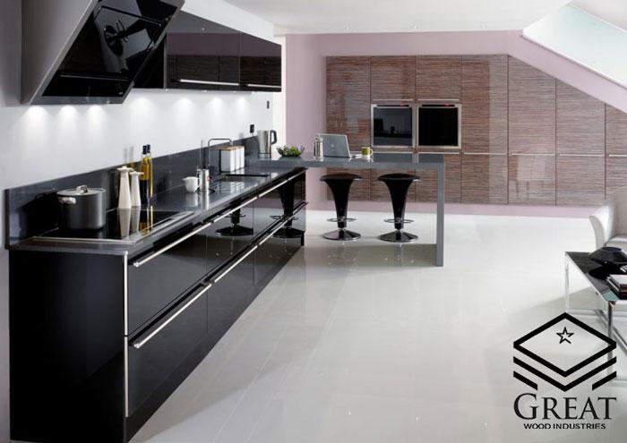 چه کابینتی برای آشپزخانه شما مناسب می باشد؟ ( قسمت سوم )