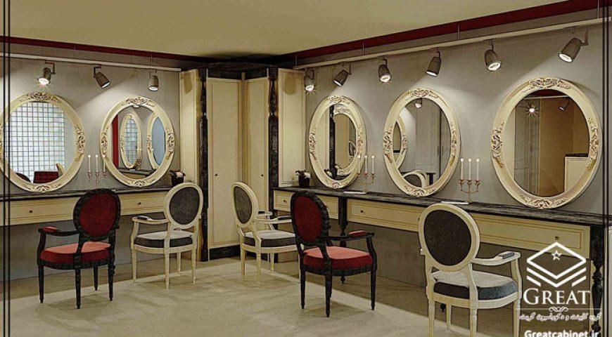 دکوراسیون داخلی | آرایشگاه زنانه