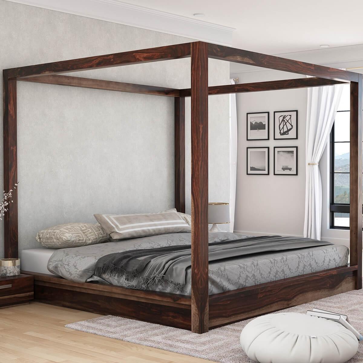 راهنمای انتخاب ۱۰ مدل از سبک های قاب تخت چوبی
