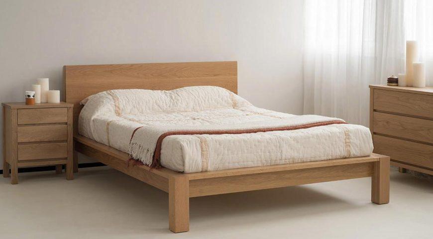 تختخواب چوبی سفارشی شما فقط یک کلیک با اتاق خوابتان فاصله دارد!
