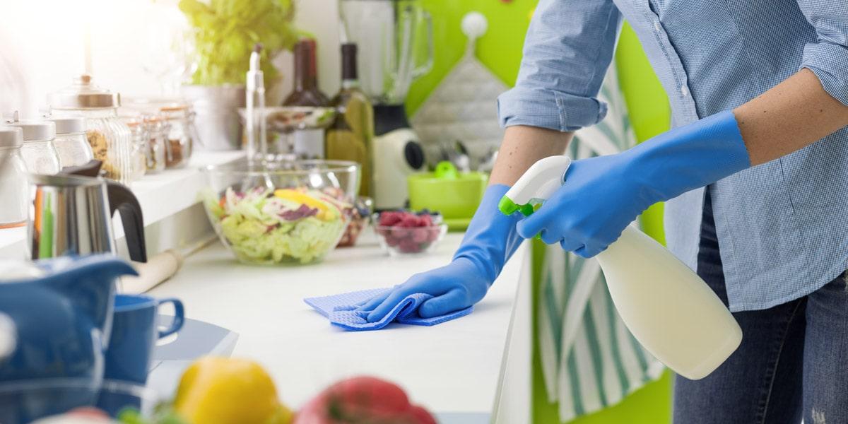 سازماندهی آشپزخانه و ۶ نکته ساده آن در دوران کرونا – ۲