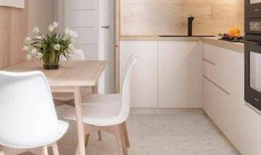 ۲۳ ایده کابینت آشپزخانه خامه ای – بخش دوم