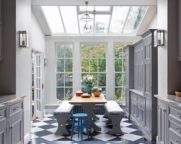 رنگ های کابینت آشپزخانه ۱ – ۱۰ رنگ زیبا برای کابینت های شما
