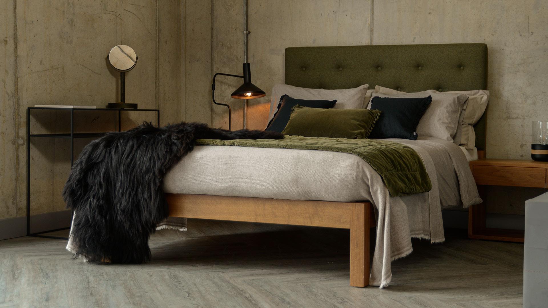 اهمیت ارتفاع تخت؛ به این دلایل بلندی تخت خواب شما مهم است!