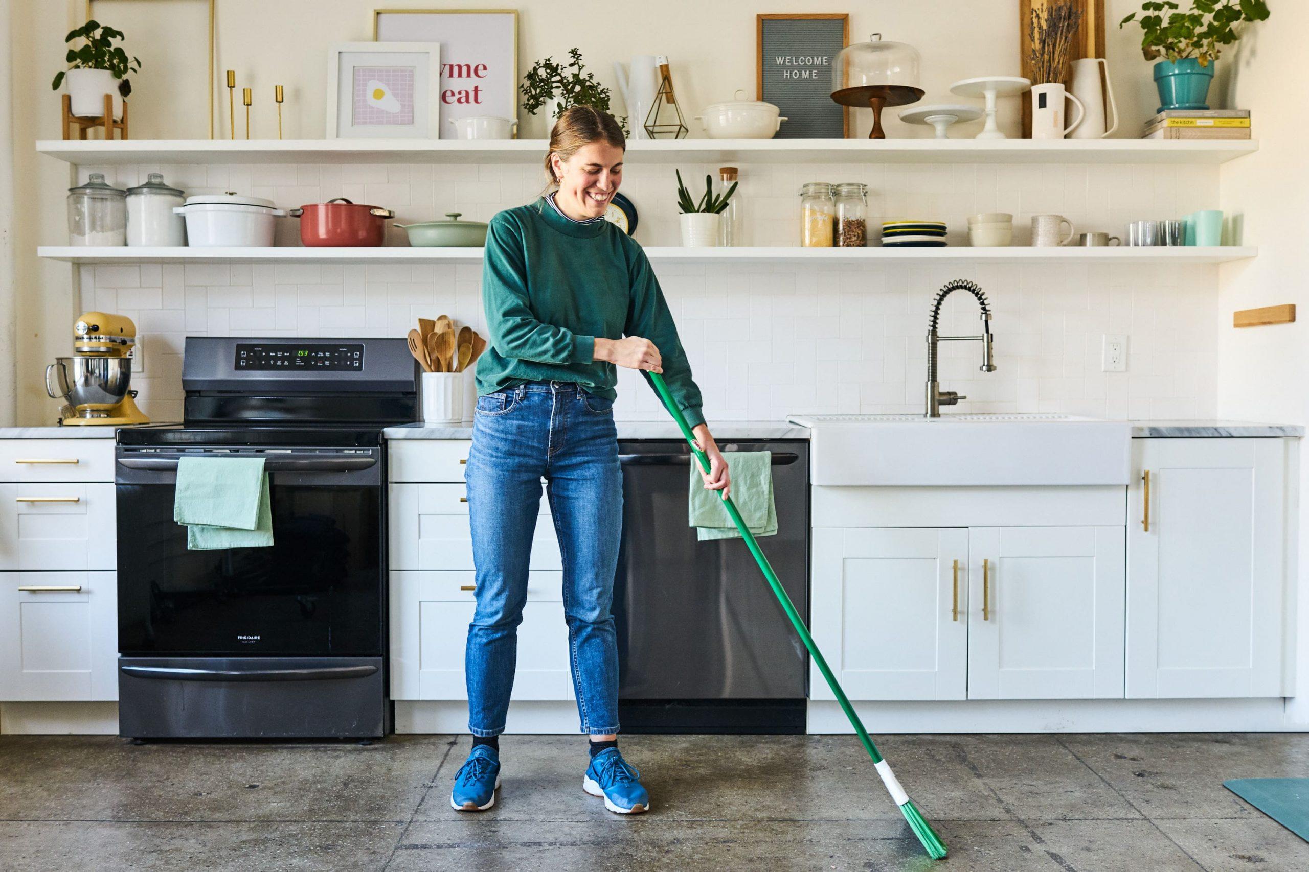 سازماندهی آشپزخانه