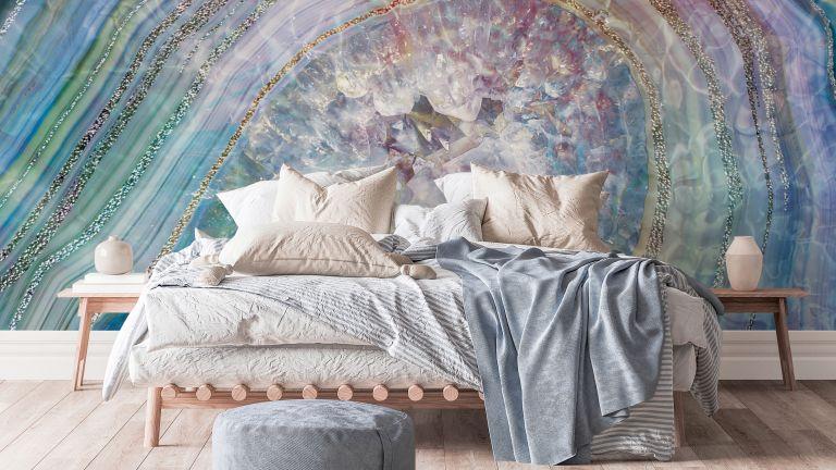 تخت کم جا در دکوراسیون یاسی