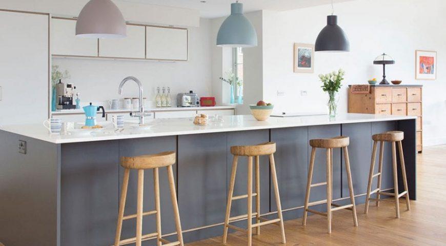 دکوراسیون آشپزخانه رنگ سفید | بخش اول