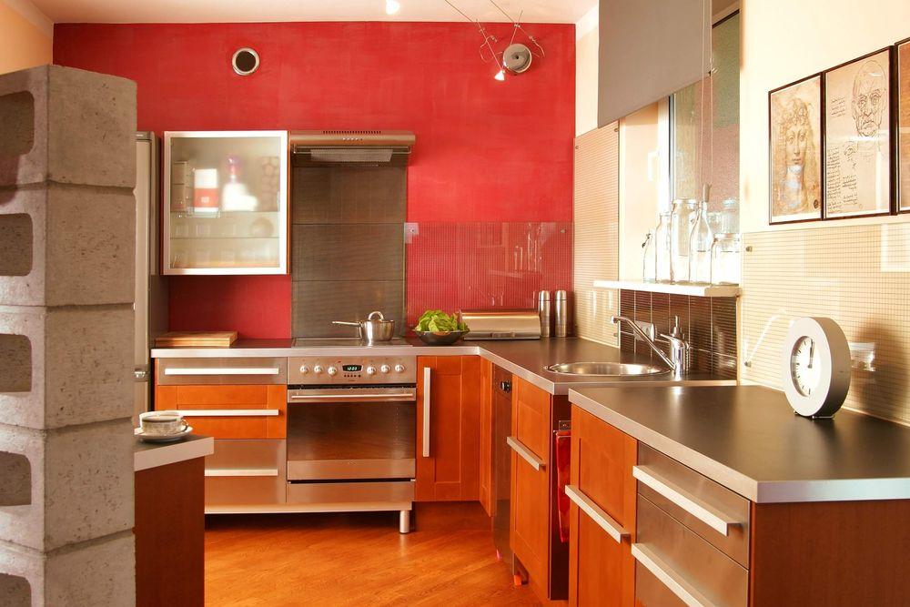 کابینت های جزیره یا ایسلند در دکوراسیون آشپزخانه