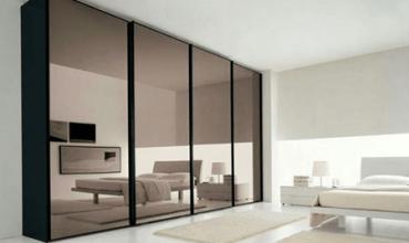 آینه های روی کمد دیواری