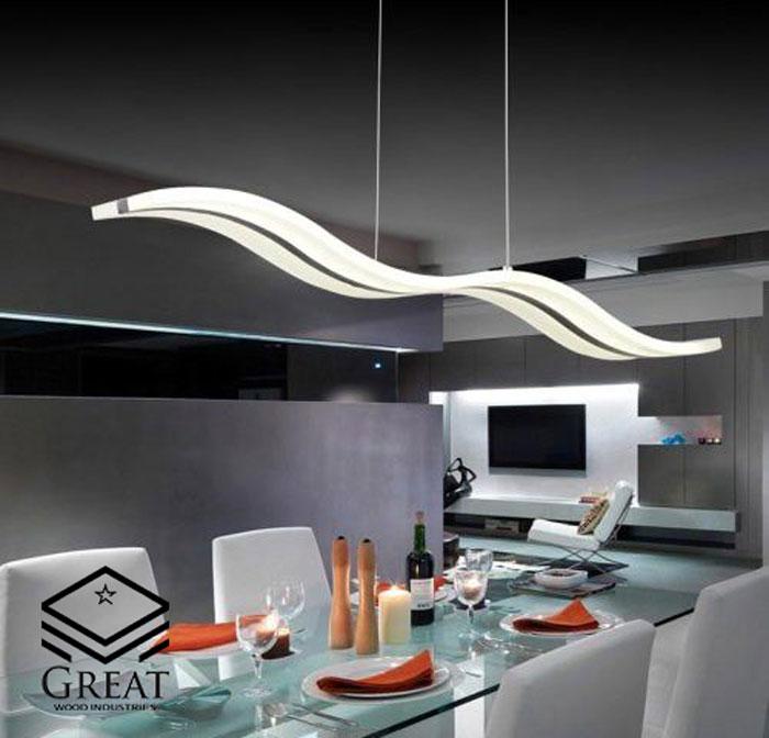 نور در آشپزخانه
