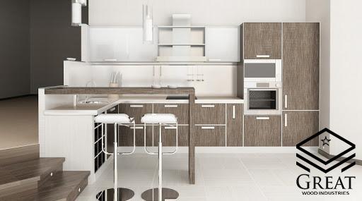 بررسی کامل کابینت آشپزخانه ملامینه (قسمت اول)