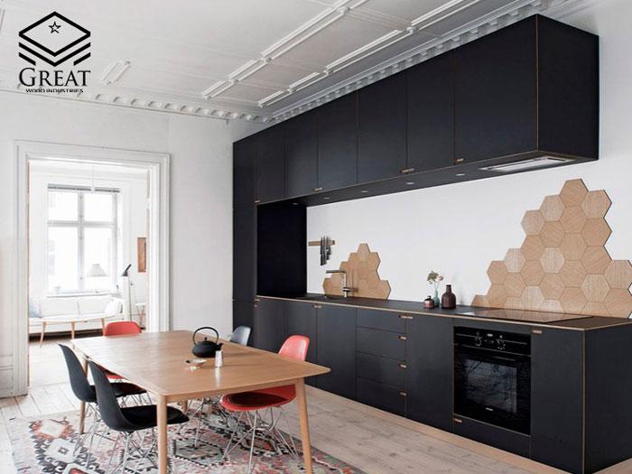 بررسی کابینت آشپزخانه ملامینه - شرکت کابینت سازی
