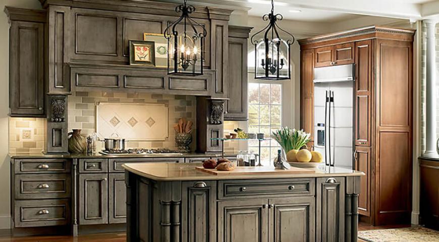 بهترین کابینت آشپزخانه نئوکلاسیک در گریت کابینت!