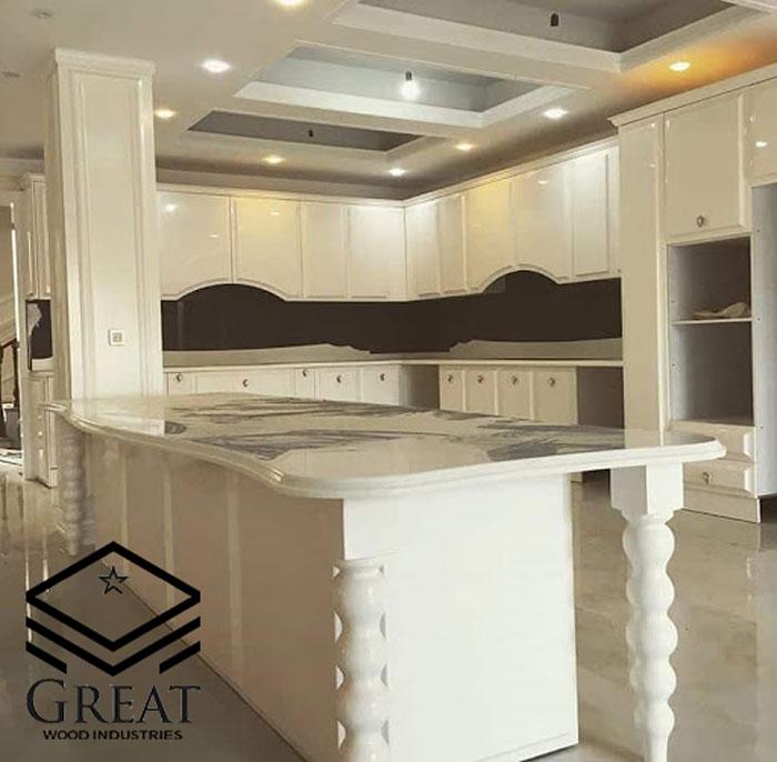 کابینت آشپزخانه انزو چیست ؟