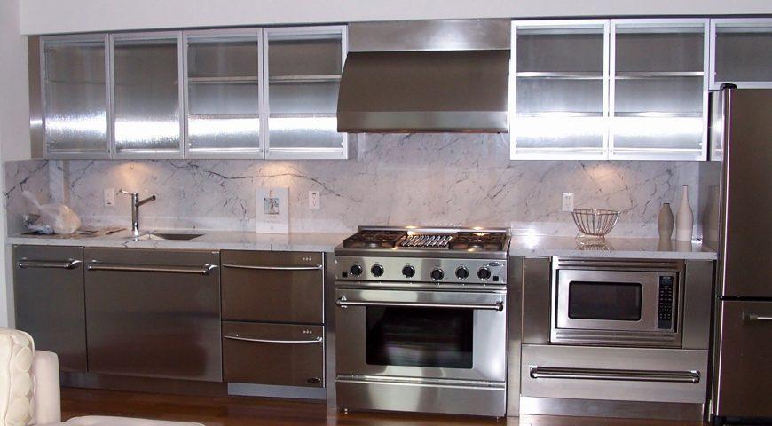 چند نمونه از کابینت های آشپزخانه