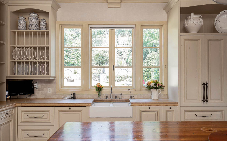 آشپزخانه خامهای و ۲۳ ایده انتخاب کابینت – بخش سوم