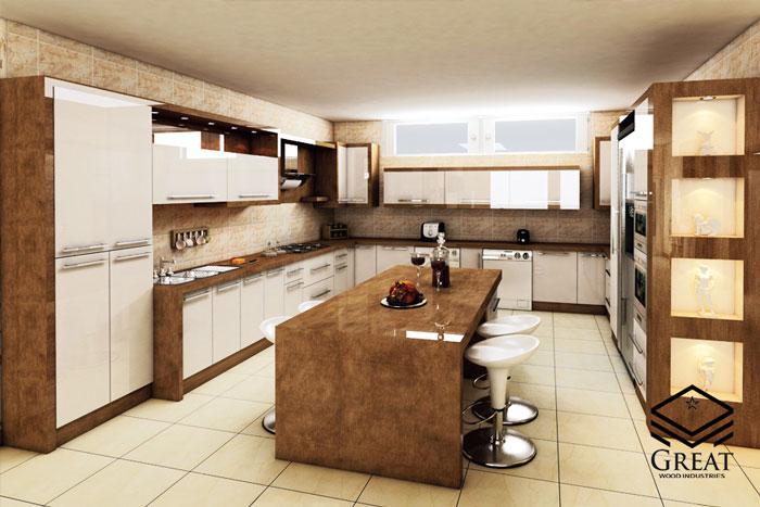 شخصی سازی دکوراسیون آشپزخانه