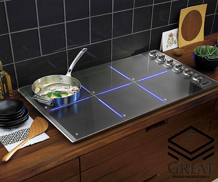 انتخاب گاز مناسب برای آشپزخانه
