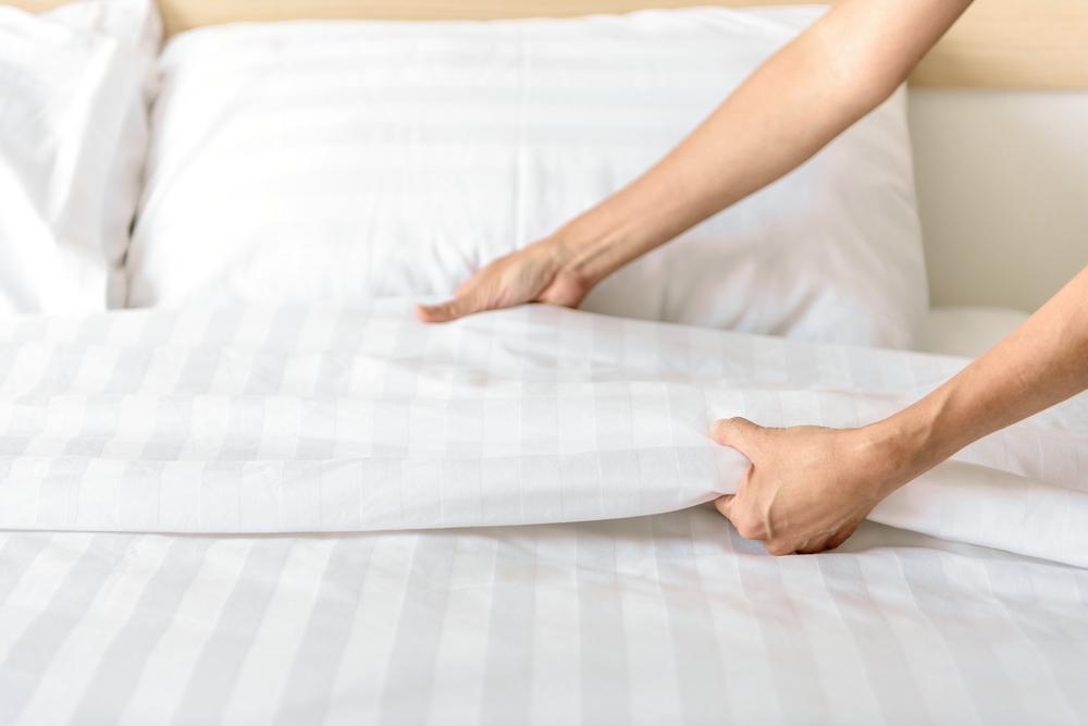 ترفندهایی برای یک تخت خواب زیبا!
