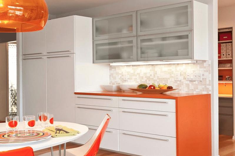 ایده های مدرن برای کانتر آشپزخانه