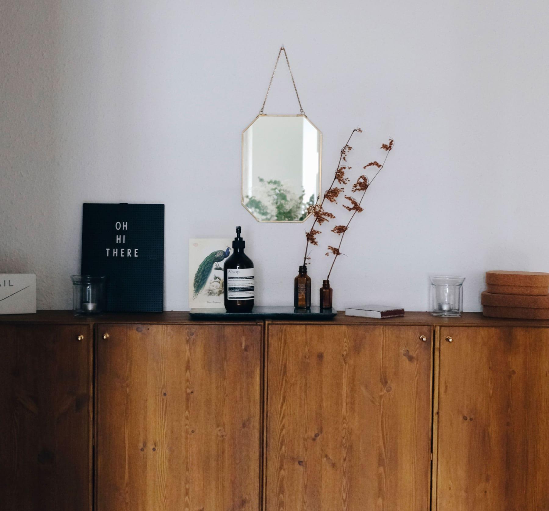 5 روش برای تمیز کردن کابینت چوبی آشپزخانه