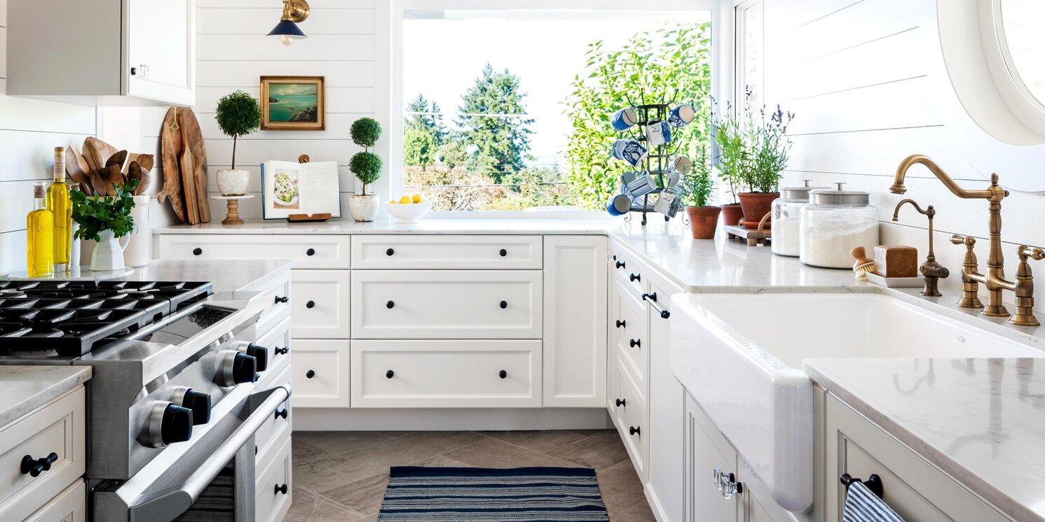 چک لیست یک آشپزخانه تمیز!