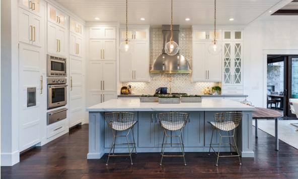 خصوصیات کوارتز در آشپزخانه