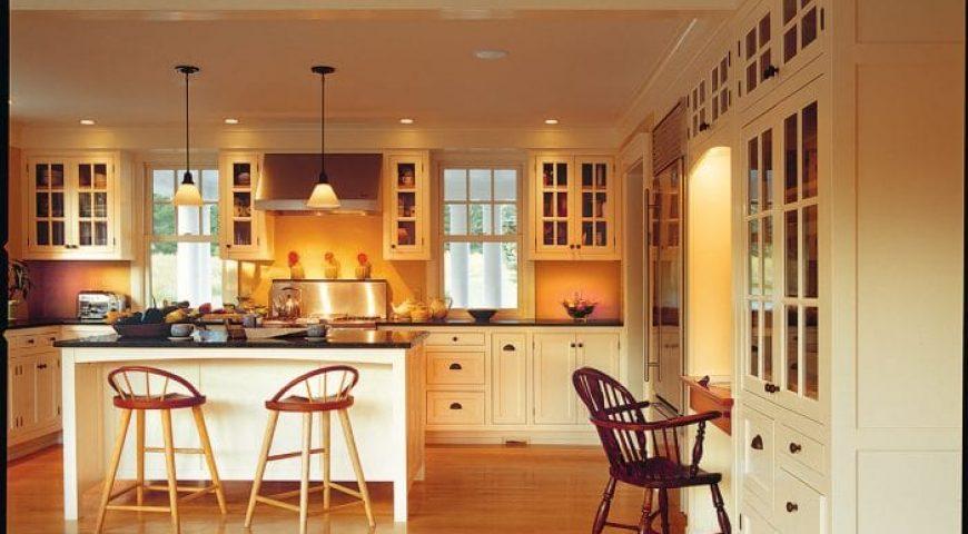 ۱۰ نکته بازسازی آشپزخانه