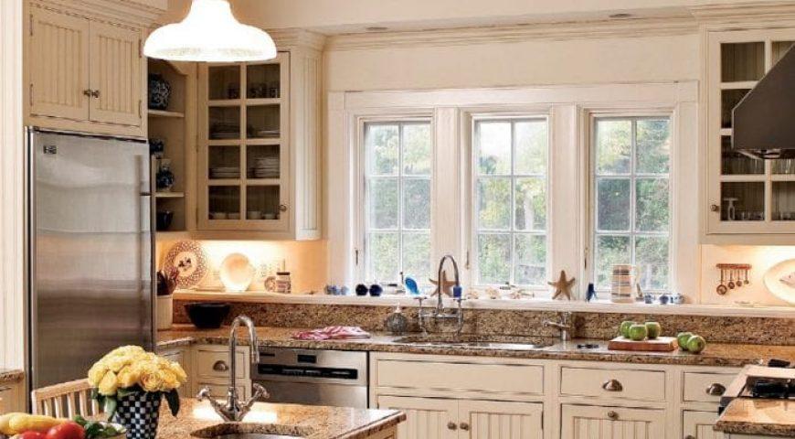 ۶ نکته طراحی آشپزخانه که باید بخاطر بسپارید
