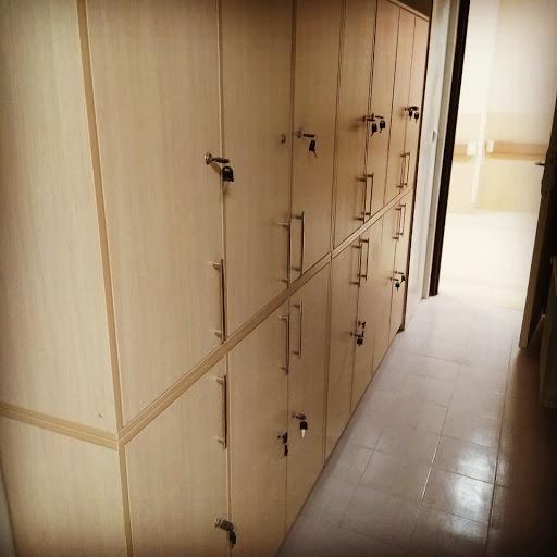 طراحی کمد و کابینت در درمانگاه