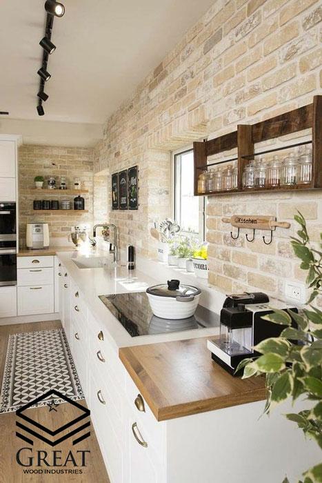 ویژگی های آشپزخانه کوچک