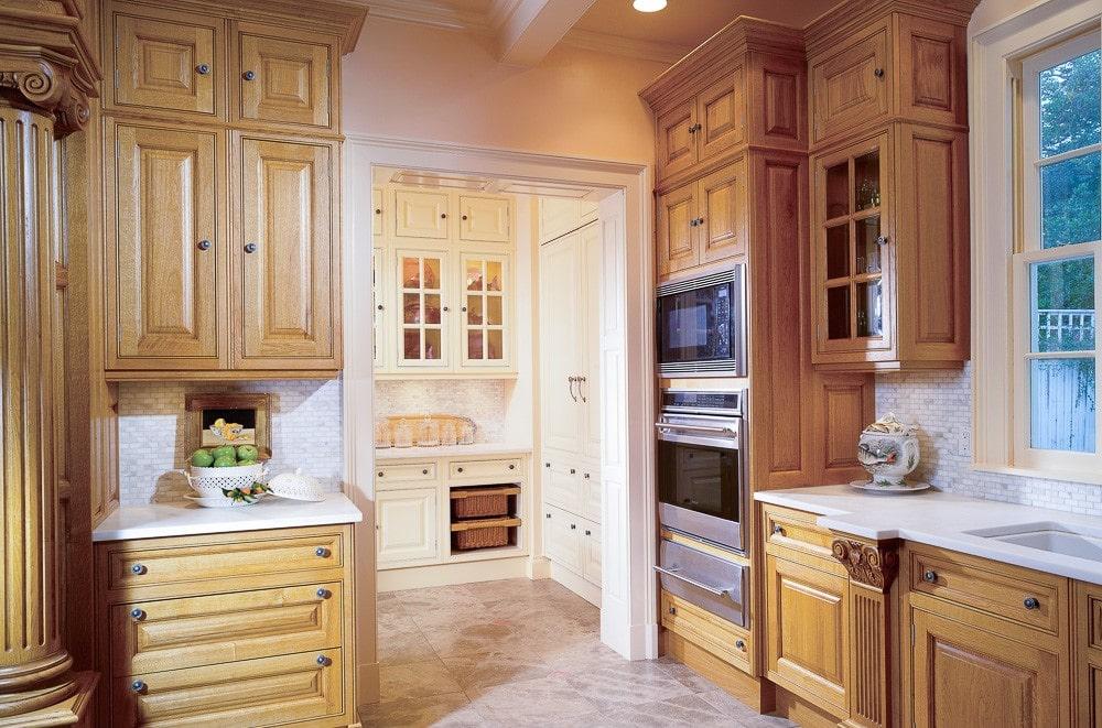 5 اصل طراحی آشپزخانه لوکس