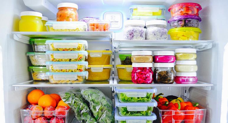 نگهداری مواد غذایی در کابینت ها