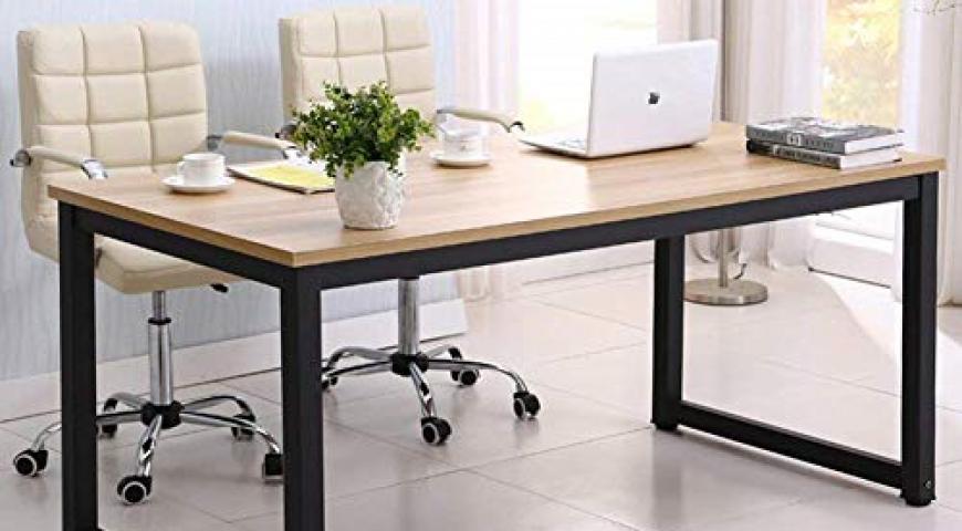 میز منشی پایه فلزی
